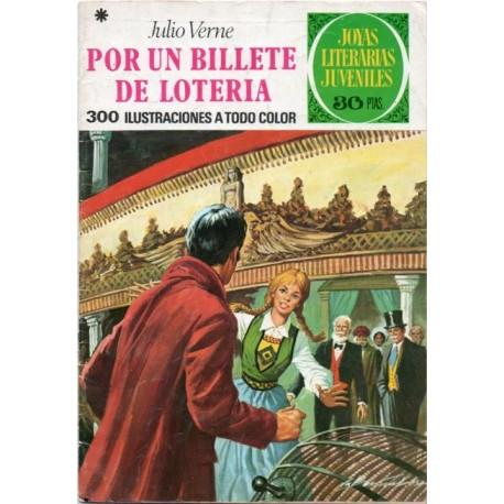 JOYAS LITERARIAS JUVENILES. Núm 78. POR UN BILLETE DE LOTERÍA