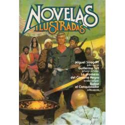 NOVELAS ILUSTRADAS Núm. 1