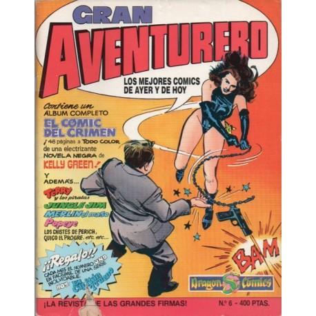GRAN AVENTURERO Núm 6