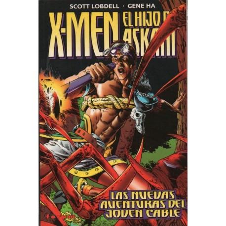 X-MEN: EL HIJO DE ASKANI