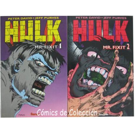 HULK : MR. FIXIT. COMPLETA