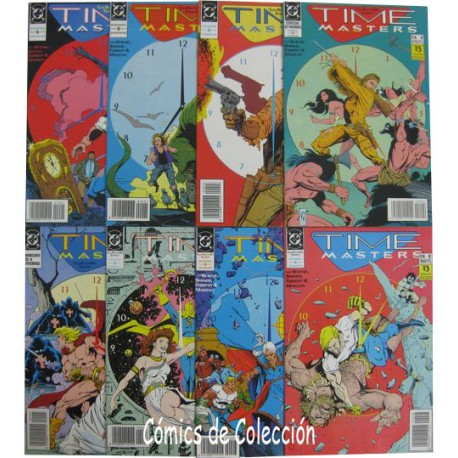 TIME MASTERS. COMPLETA