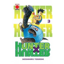 HUNTER X HUNTER Núm 3