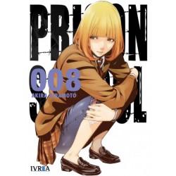 PRISON SCHOOL Núm. 8