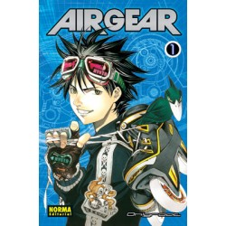 AIR GEAR Núm. 1