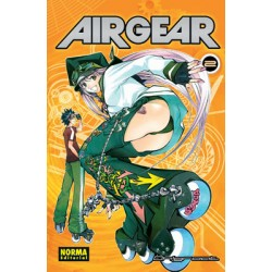 AIR GEAR Núm. 2