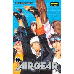 AIR GEAR Núm. 7