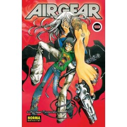 AIR GEAR Núm. 9