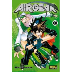 AIR GEAR Núm. 10