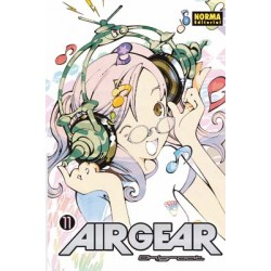 AIR GEAR Núm. 11