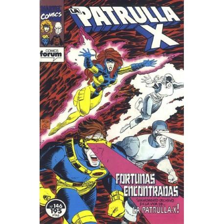 LA PATRULLA-X Num 146