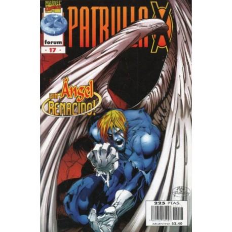 PATRULLA-X VOL II Núm 17
