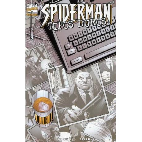 SPIDERMAN: TIPOS DUROS