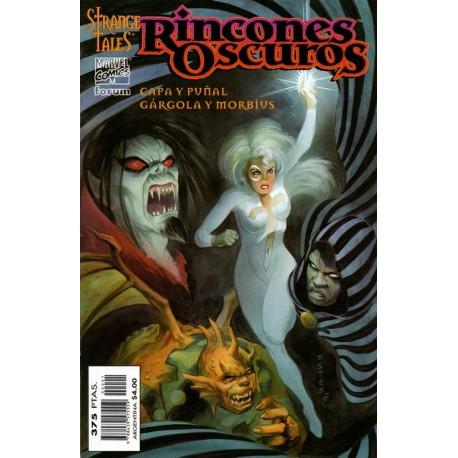 STRANG TALES: RINCONES OSCUROS