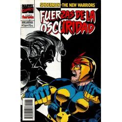 SPIDERMAN/ NEW WARRIORS: FUERZAS DE LA OSCURIDAD. Núm 2