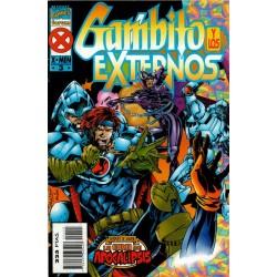 GAMBITO Y LOS EXTERNOS Núm. 3