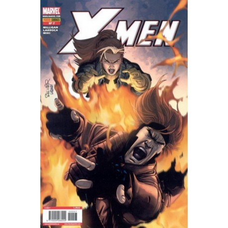 X-MEN VOL 3. Núm 7