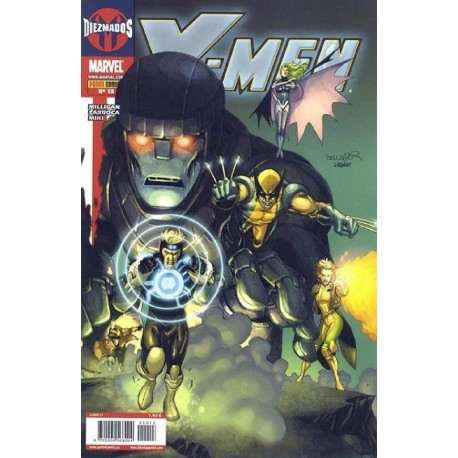 X-MEN VOL 3. Núm 13