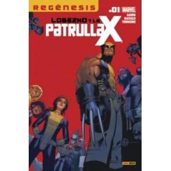 LOBEZNO Y LA PATRULLA- X Núm. 1