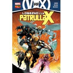 LOBEZNO Y LA PATRULLA- X Núm. 9