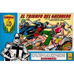 EL GUERRERO DEL ANTIFAZ Núm. 52