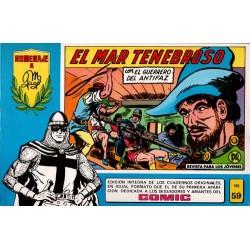 EL GUERRERO DEL ANTIFAZ Núm. 59