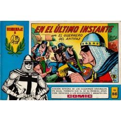 EL GUERRERO DEL ANTIFAZ Núm. 86