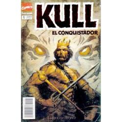 KULL EL CONQUISTADOR Núm 1