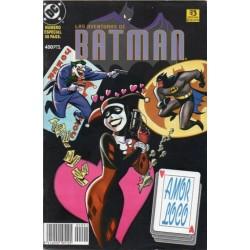 LAS AVENTURAS DE BATMAN: AMOR LOCO