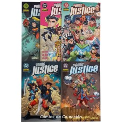 YOUNG JUSTICE COMPLETA