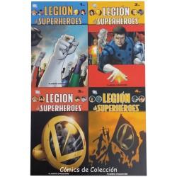 LEGION DE SUPERHEROES COMPLETA