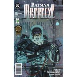 BATMAN: Mr. FREEZE