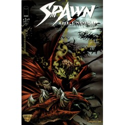 SPAWN: THE UNDEAD Núm 1
