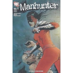 MANHUNTER Núm 1