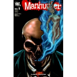 MANHUNTER Núm 6