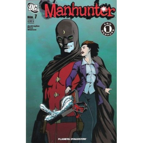 MANHUNTER Núm 7