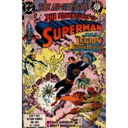 THE ADVENTURES OF SUPERMAN Núm 477