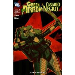 GREEN ARROW Y CANARIO NEGRO Núm 1