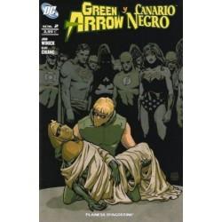 GREEN ARROW Y CANARIO NEGRO Núm 2
