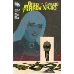 GREEN ARROW Y CANARIO NEGRO Núm 3