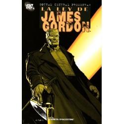 GOTHAM CENTRAL: LA LEY DE JAMES GORDON