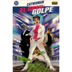 CAT WOMAN: EL GRAN GOLPE