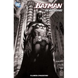 BATMAN: UN AÑO DESPUÉS
