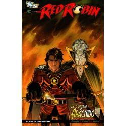 RED ROBIN Núm 2