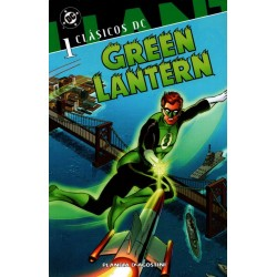 CLÁSICOS DC: GREEN LANTERN Núm 1