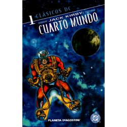 CLÁSICOS DC: CUARTO MUNDO Núm 1