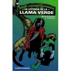 GREEN LANTERN/ SUPERMAN: LA LEYENDA DE LA LLAMA VERDE