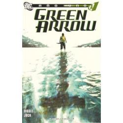 GREEN ARROW: AÑO UNO