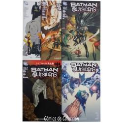 BATMAN Y LOS OUTSIDERS COMPLETA