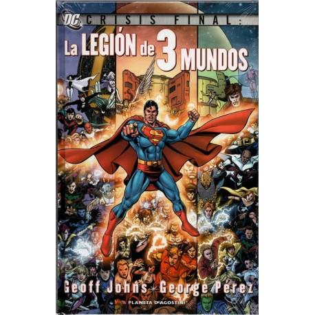 CRISI FINAL: LA LEGIÓN DE 3 MUNDOS